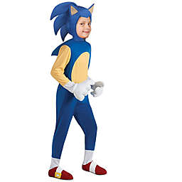 Sonic Deluxe Child's Halloween Costume