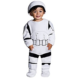 Star Wars™ Stormtrooper Deluxe Plush Infant Halloween Costume