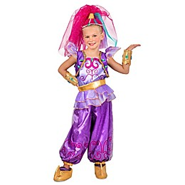 Shimmer and Shine Genie Child's Halloween Costume