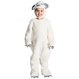 Star Wars™ Wampa Deluxe Plush 2T Toddler Halloween Costume