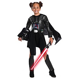 Star Wars™ Classic Deluxe Darth Vader Dress Child's Halloween Costume