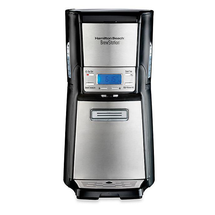 Alternate image 1 for Hamilton Beach® Brewstation® Summit Ultra 12-Cup Coffee Maker