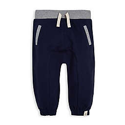 Burt's Bees Baby® French Terry Organic Cotton Jogger in Blue
