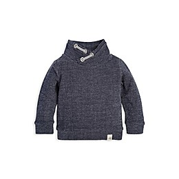 Burt's Bees Baby® Loose Pique Applique Organic Cotton Sweatshirt