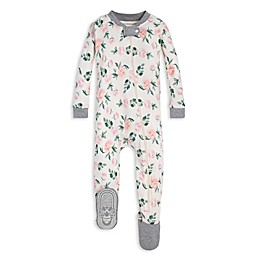 Burt's Bees Baby® Autumn Bloom Organic Cotton Toddler Sleeper in Ivory