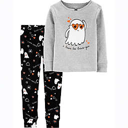 carter's® 2-Piece Love to Boo-gie Toddler Top and Pant Set