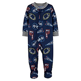 carter's® Sports Toddler 1-Piece Footie PJs