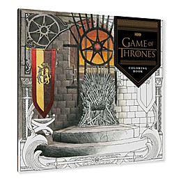 Chronicle Books HBO's Game Of Thrones Coloring Book