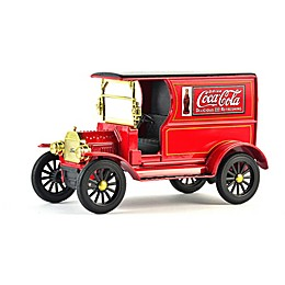 Coca-Cola® 1/24 Scale 1917 Ford Model-T Diecast Cargo Van