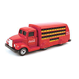 Coca-Cola® 1/87 Scale 1937 Cola Bottle Diecast Truck in Red