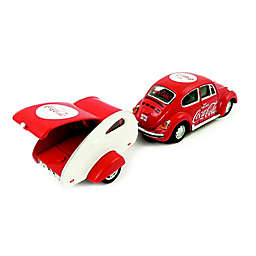 Coca-Cola® 1/43 Scale 1967 Volkswagon Beetle Diecast Car