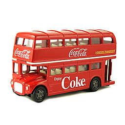 Coca-Cola® 1/64 Routemaster London Double Decker Bus