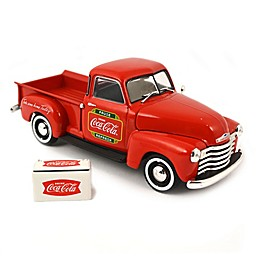 Coca-Cola® 1/43 Scale 1953 Chevy Diecast Pickup