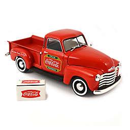 Coca-Cola® 1/43 Scale 1953 Chevy Diecast Pickup