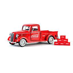 Coca-Cola® 1/24 Scale 1937 Ford Diecast Pickup Truck
