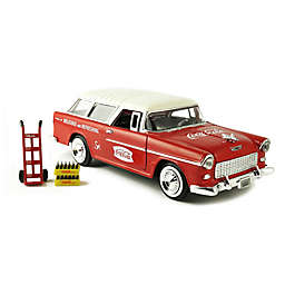 Coca-Cola® 1/24 Scale 1955 Chevy Nomad Diecast Station Wagon