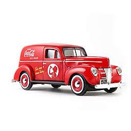 Coca-Cola® 1/24 Scale 1940 Ford Diecast Delivery Van