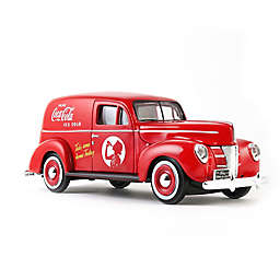 Coca-Cola® 1/24 Scale 1940 Ford Diecast Delivery Van
