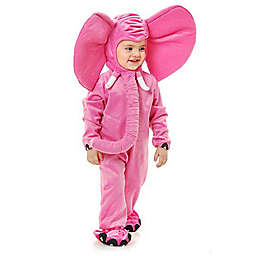 Little Elephant Child's Halloween Costume in Pink