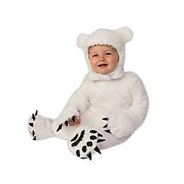 Polar Bear Cub Halloween Costume