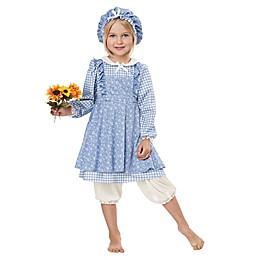 Little Prairie Girl Child's Halloween Costume