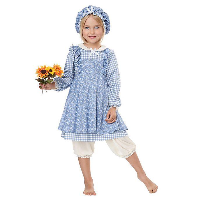 Alternate image 1 for Little Prairie Girl Child's Halloween Costume
