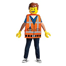 Lego Movie 2™ Emmet Basic Child's Halloween Costume in Orange