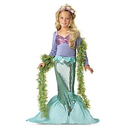 Lil' Mermaid Child's Small Halloween Costume