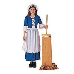 Colonial Child's One Size Halloween Costume