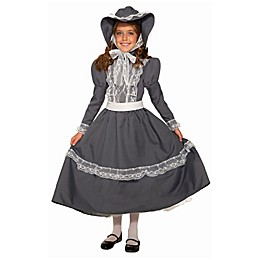 Prairie Girl Child/Teen Halloween Costume