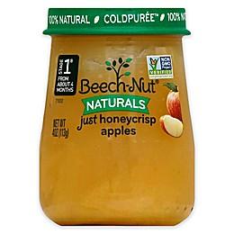 Beech-Nut® Naturals™ Stage 1 Just Honeycrisp Apples Baby Food Puree