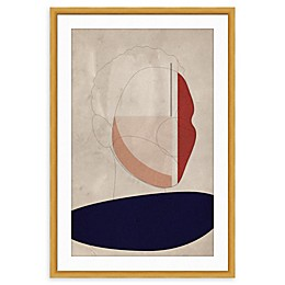 O&O by Olivia & Oliver™ Implied Visage Wall Art in Black