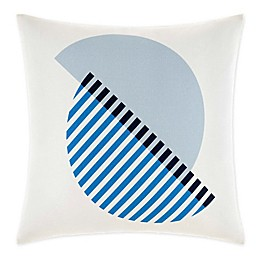 Jonathan Adler™ Chroma Circle 18-Inch Square Throw Pillow in Blue