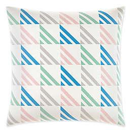 Jonathan Adler™ Matteo 18-Inch Square Throw Pillow in Multi