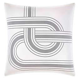 Jonathan Adler™ Philippe 18-Square Toss Pillow in Grey