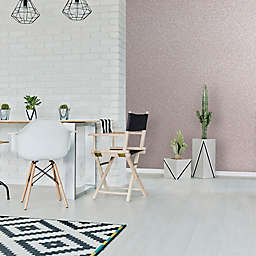 Pixie Dust Wallpaper in Rose Gold