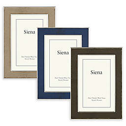 Siena 4-Inch x 6-Inch Faux Lizard Picture Frame