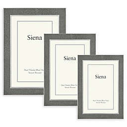 Siena Faux Shagreen Picture Frame