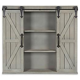 Kate and Laurel™ Cates 2-Door Cabinet in Grey