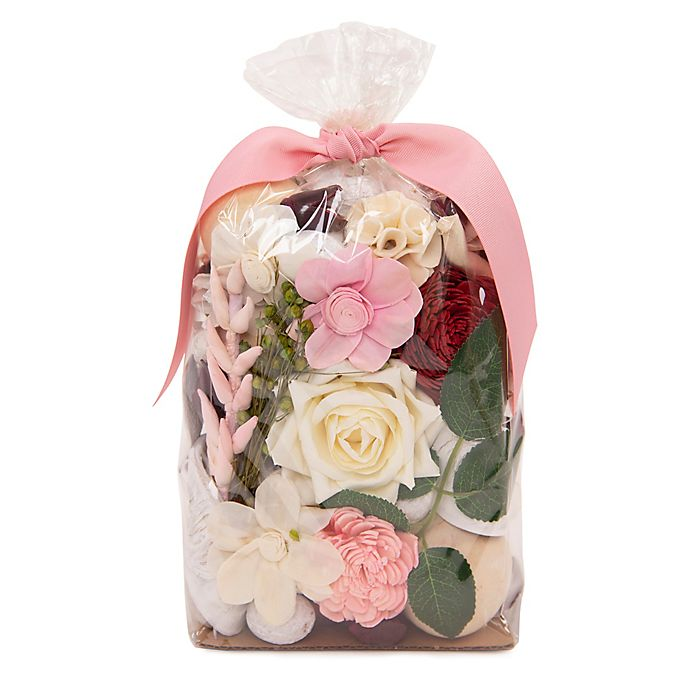 Alternate image 1 for Bee & Willow™ Home Rose and Mixed Floral Potpourri Bag in Pink/Red
