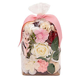 Bee & Willow™ Home Rose and Mixed Floral Potpourri Bag in Pink/Red