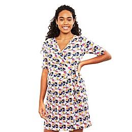 Motherhood Maternity® Surplice Maternity Dress