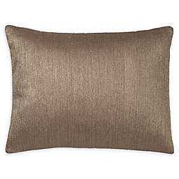 Stavros' Signature Destinations Siam Lurex Woven Throw Pillow in Silver