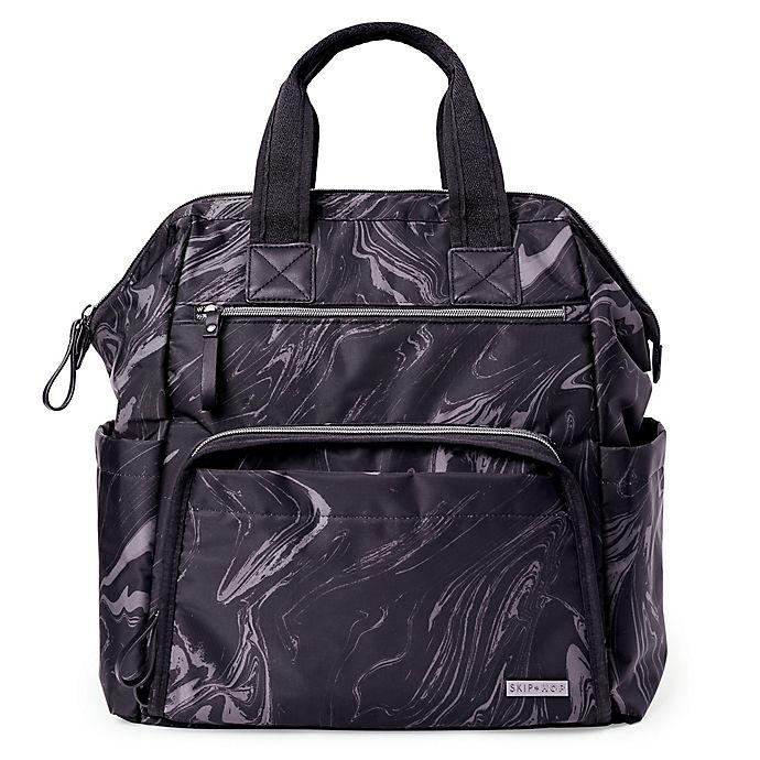 Alternate image 1 for SKIP*HOP® Mainframe Wide Open Diaper Backpack
