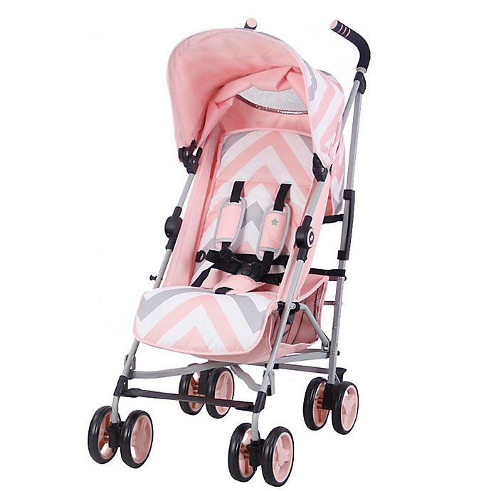 Alternate image 1 for Your Babiie™ US02 Compact Stroller