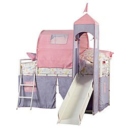 Powell Goodwin Princess Castle Tent Bunk Bed