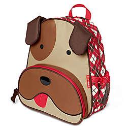 SKIP*HOP® Winter Zoo Bronx Bulldog Backpack