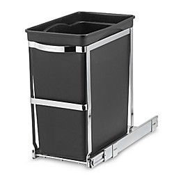 simplehuman® Commercial Grade 30-Liter Pull-Out Trash Can