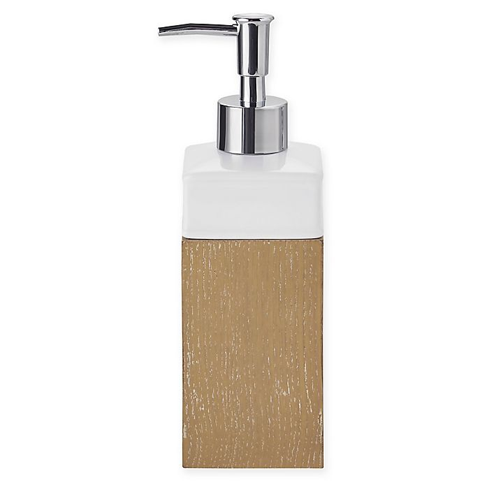 Alternate image 1 for Bee & Willow™ Home Autumn Floral Lotion Dispenser