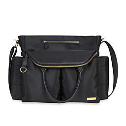 SKIP*HOP® Chelsea Diaper Bag in Black